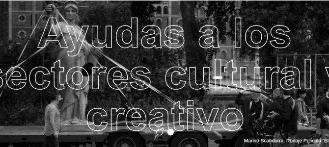 LA OFICINA EUROPA CREATIVA-CULTURA LANZA NUEVA WEB