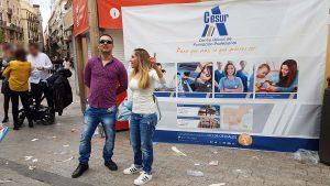 ANTONIO PEREGRÍN Y MARÍA AGUILERA