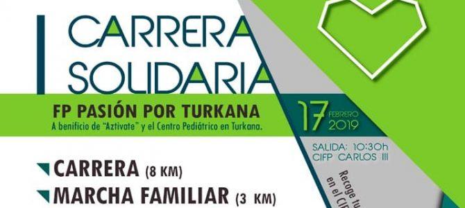 CESUR  EN LA I CARRERA SOLIDARIA PASIÓNPOR TURKANA