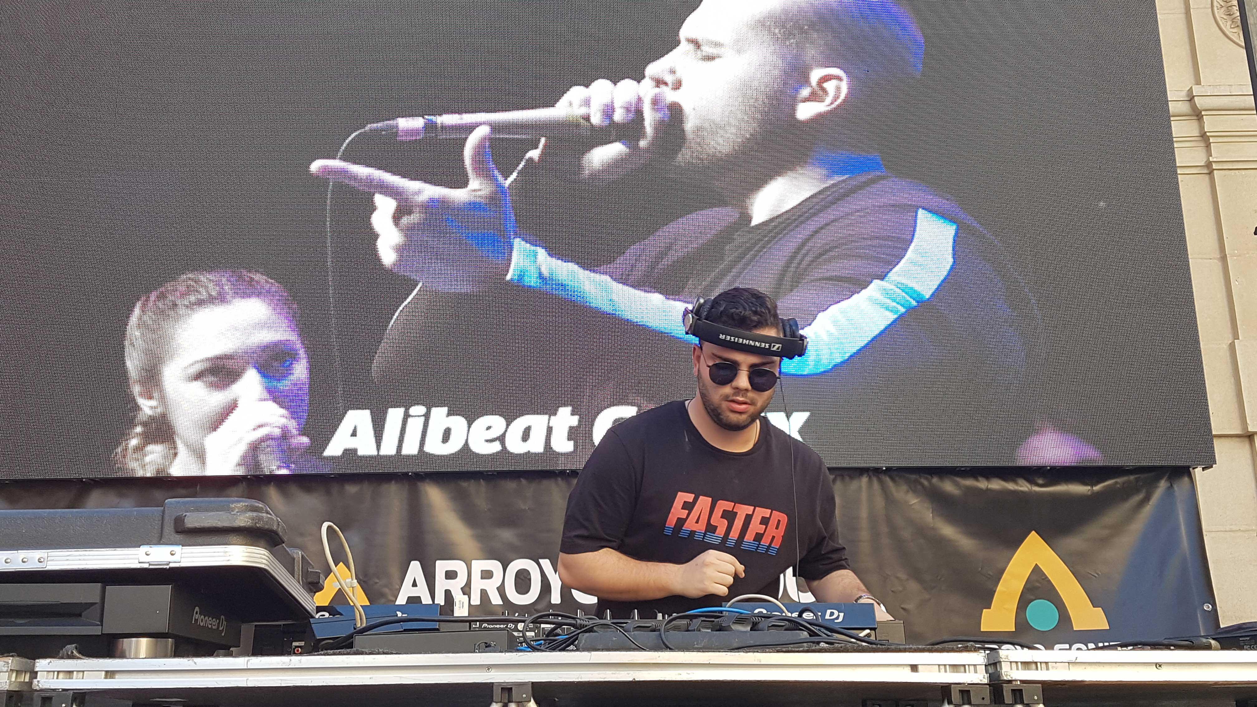 Cesur en Cartagena DJ